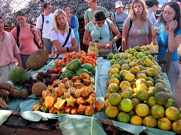 Zanzibar Stone Town - Kryddertur Utflukt