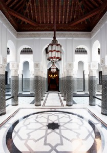 legendariske la mamounia i marrakech reiseliv. Black Bedroom Furniture Sets. Home Design Ideas