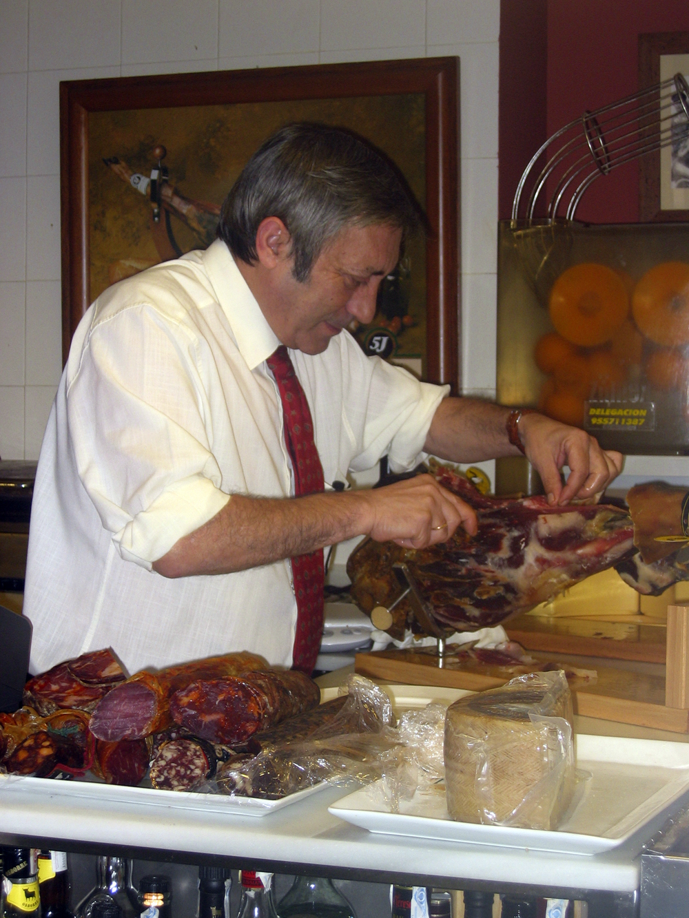 Andalucia Grisehistorie 0706 Skjærer