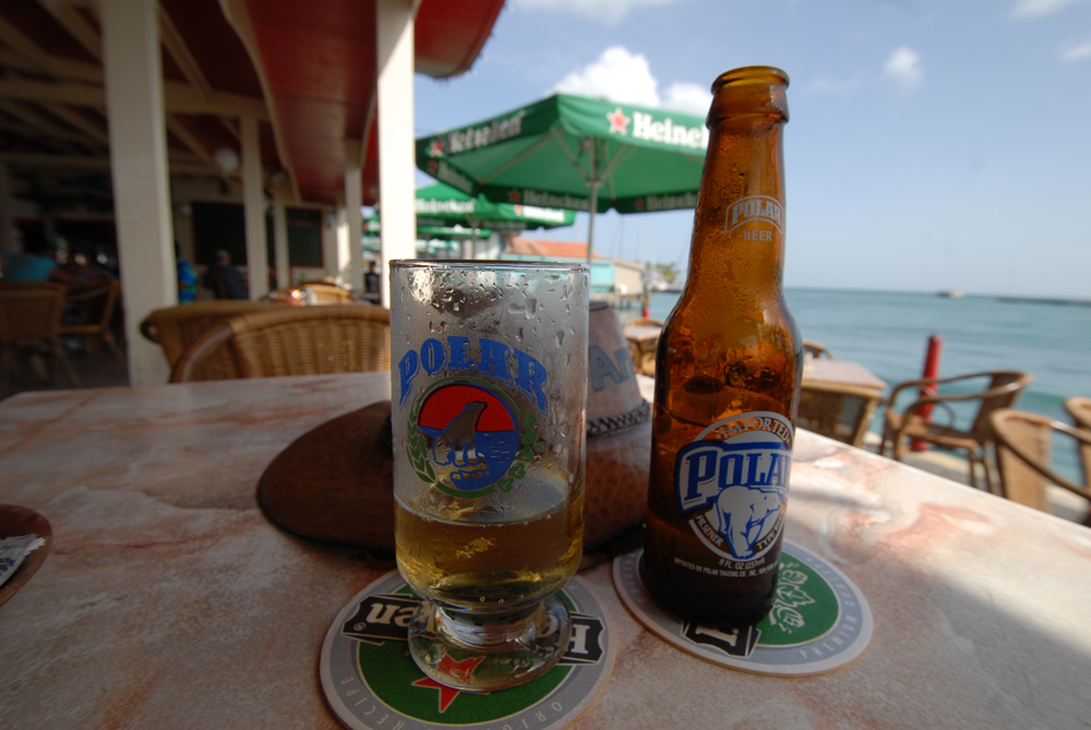 Aruba 2010-11 Polar Beer 1000