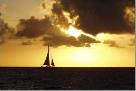 Aruba Christine 0709 Båt