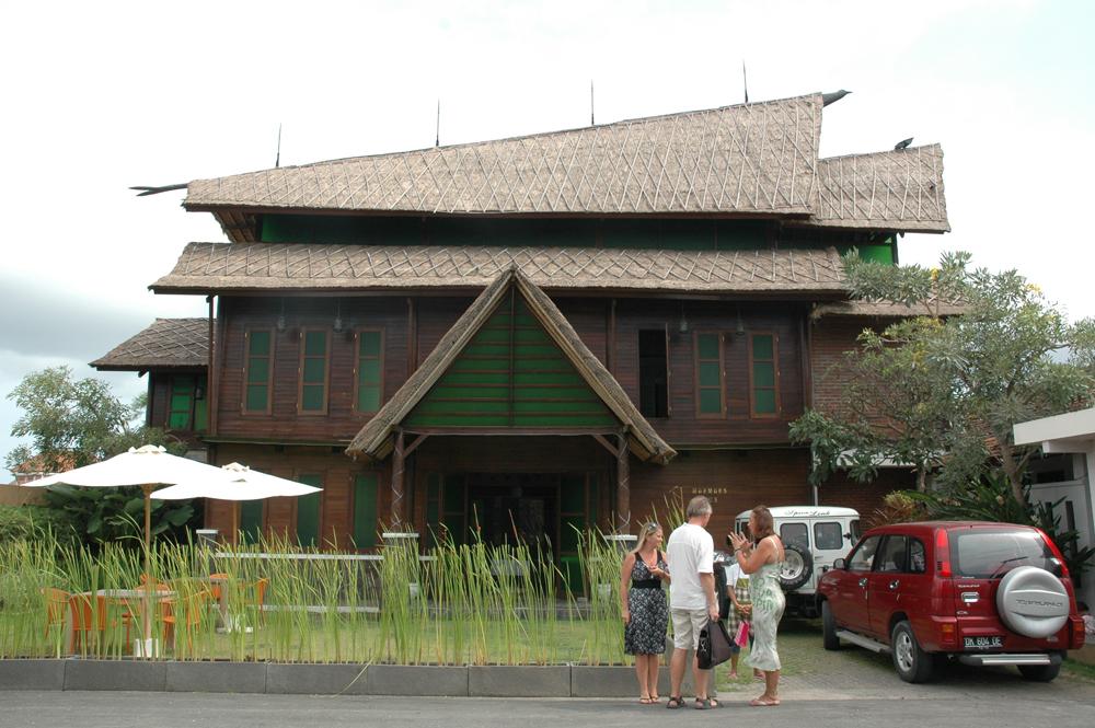 Bali Mormors Hus 1002 Hus