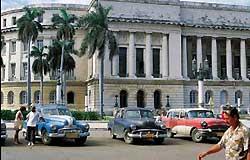 Biler på Cuba 1103
