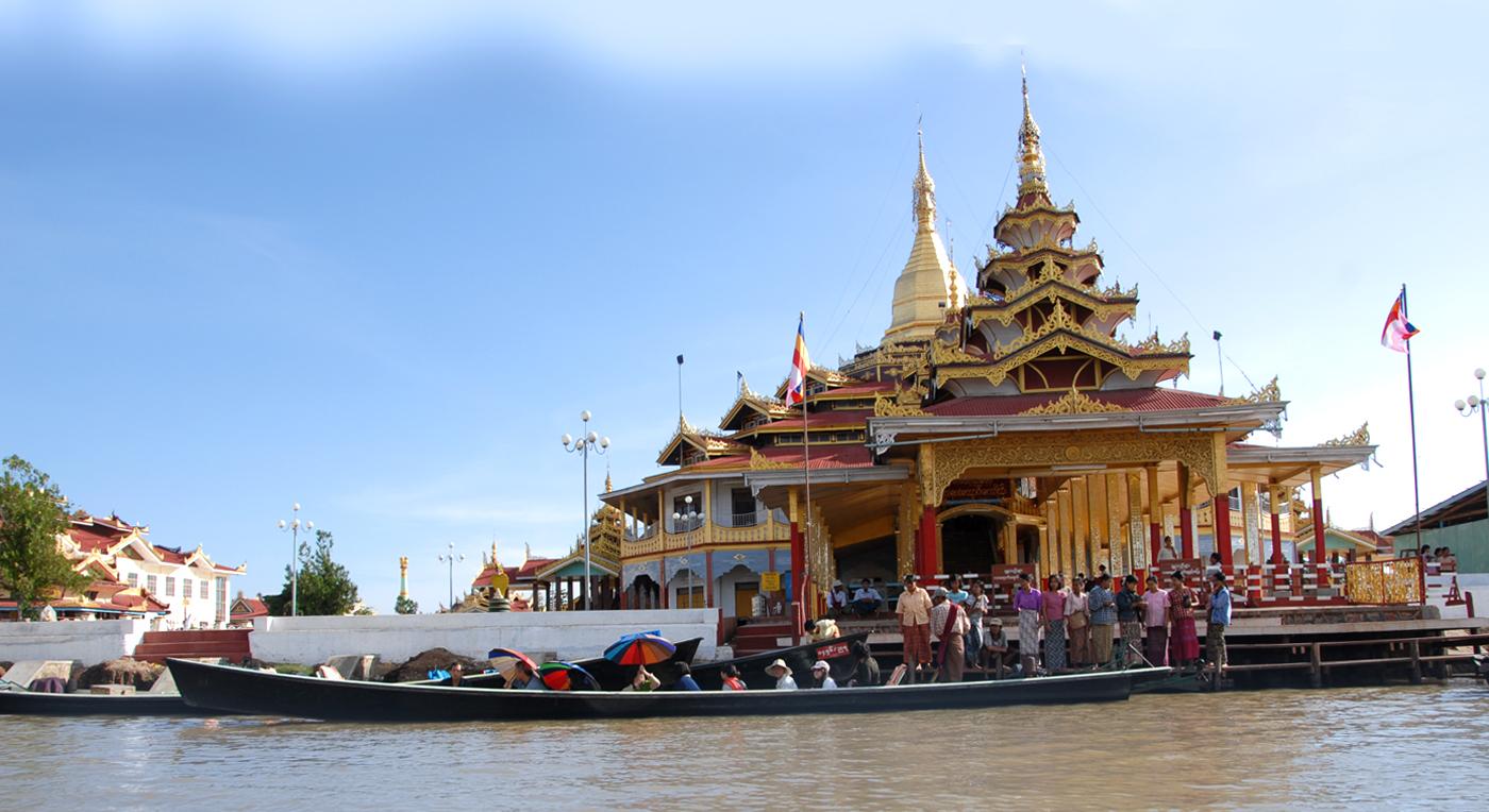 Burma Reiseliv November 2011 Hoved
