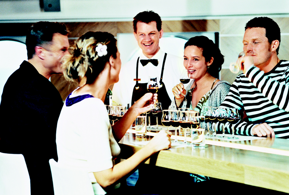 DFDS Artister 0703 Vinsmaking