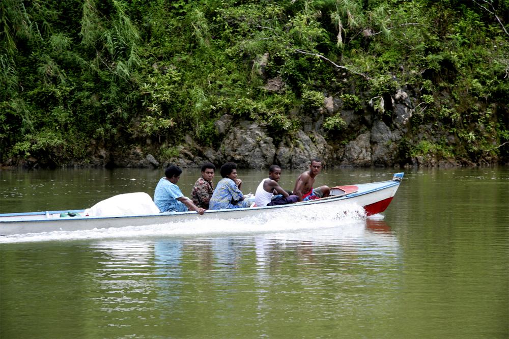 Fiji Hilde 0608 Båt