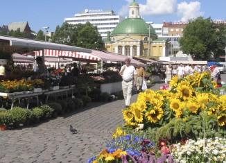 Finland Åbo Salutorget 0506
