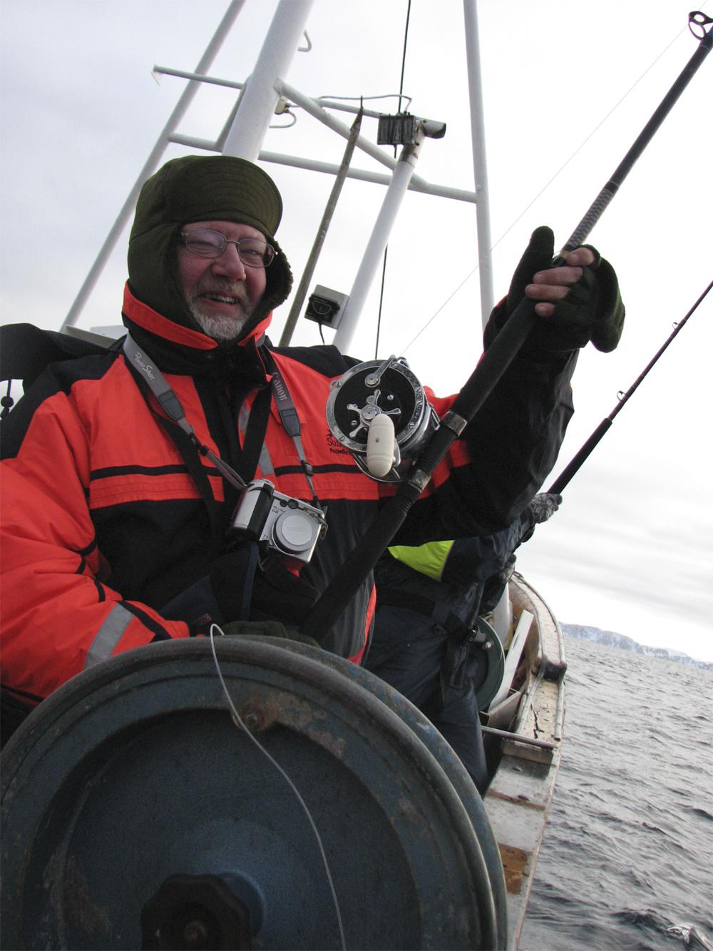 Finnmark Mehamn Fiske 0703 Fisker