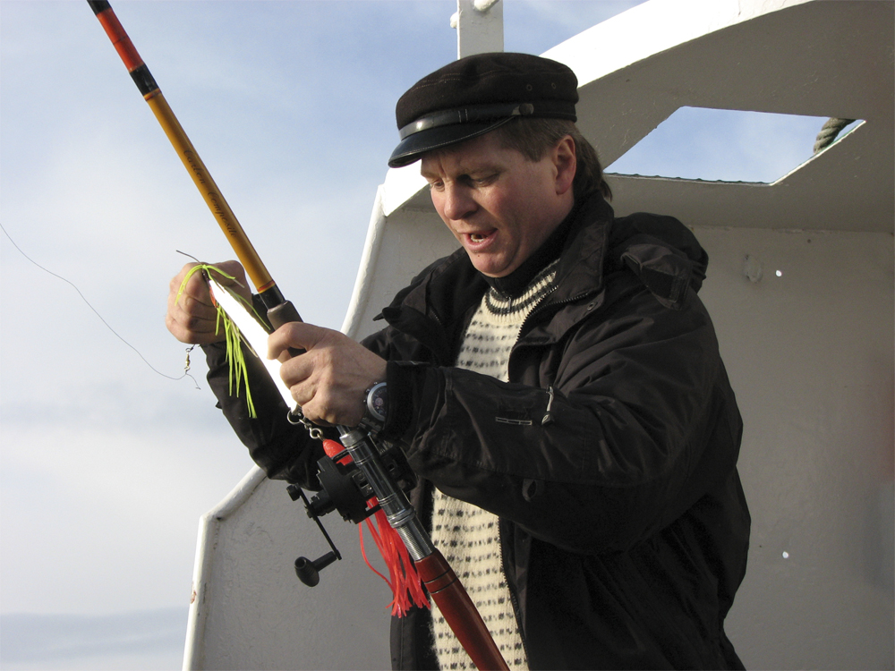 Finnmark Mehamn Fiske 0703 Vidar