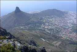 Forelska i Sør-Afrika 1