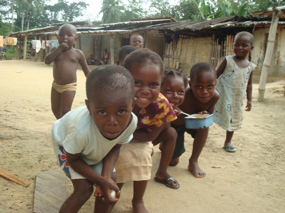 Ghana 0807 Barn