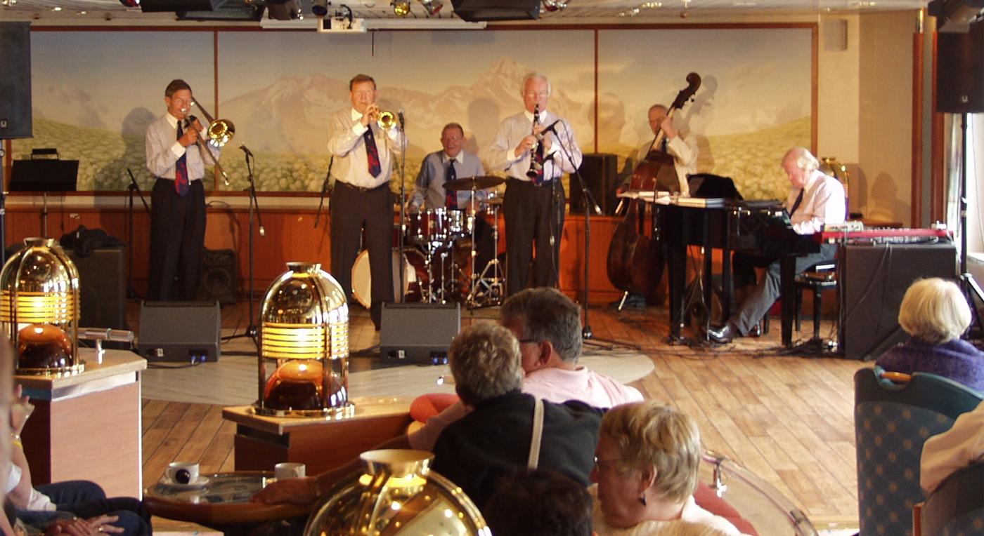 Hurtigruten - Jazz 0708 Hoved
