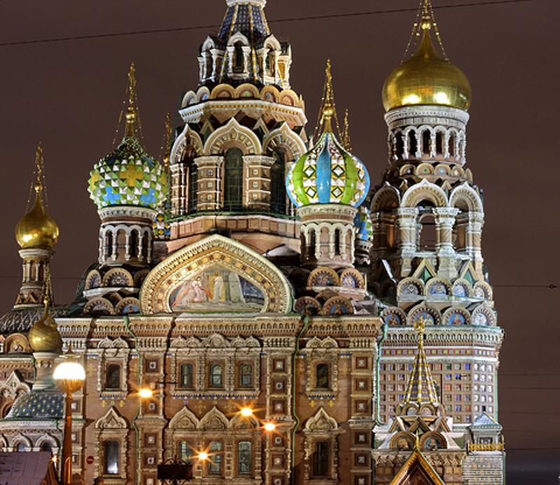Ekte russisk fra St. Petersburg