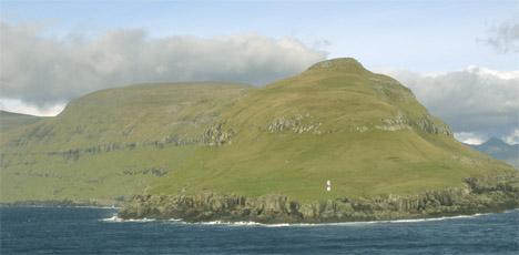 Island Øyhopping Nordsjøen 0704 Færøyene
