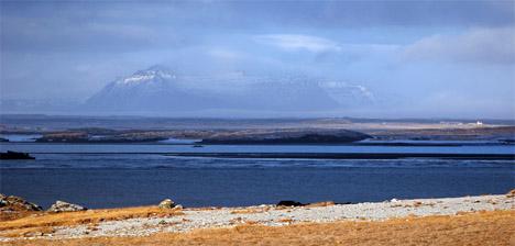 Island Øyhopping Nordsjøen 0704 Landskap