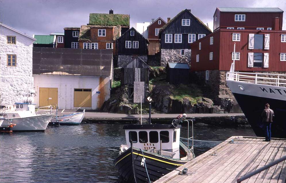 Island Øyhopping Nordsjøen 0704 Torshavn
