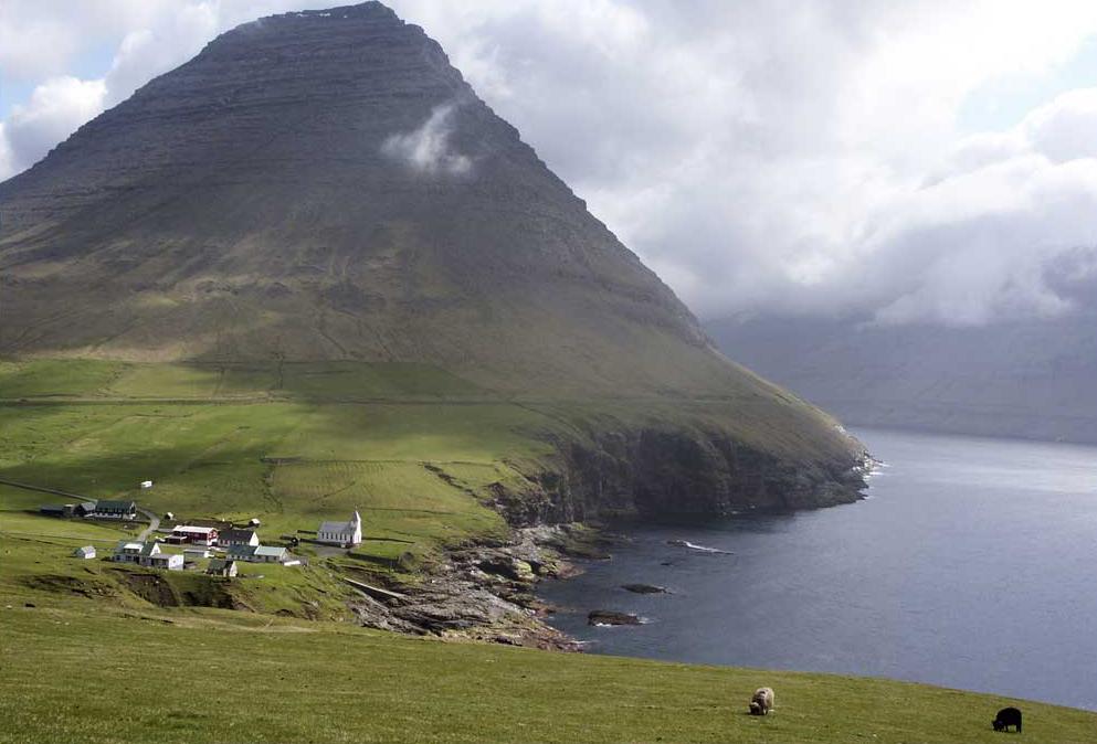 Island Øyhopping Nordsjøen 0704 Vidareidi