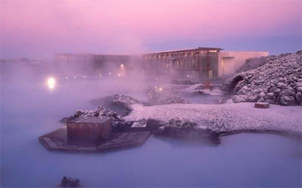 Island Reykjavik Trendy 0704 Blue Lagoon