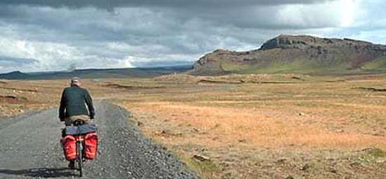 Island Rundtur 0609 Sykkel