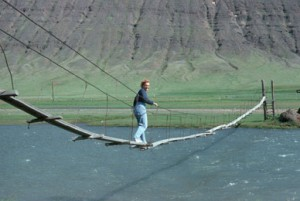 Island Rundtur 0610 gangbru