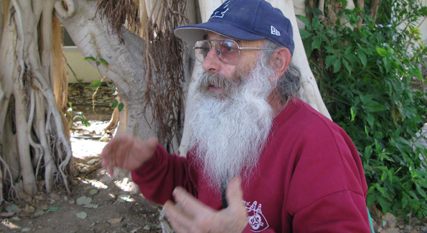 Israel Ein Gedi 0806 Hoved