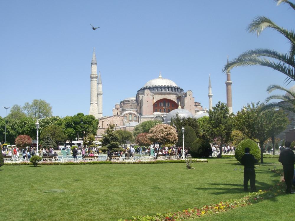 Istanbul 1006 Hagia Sofia