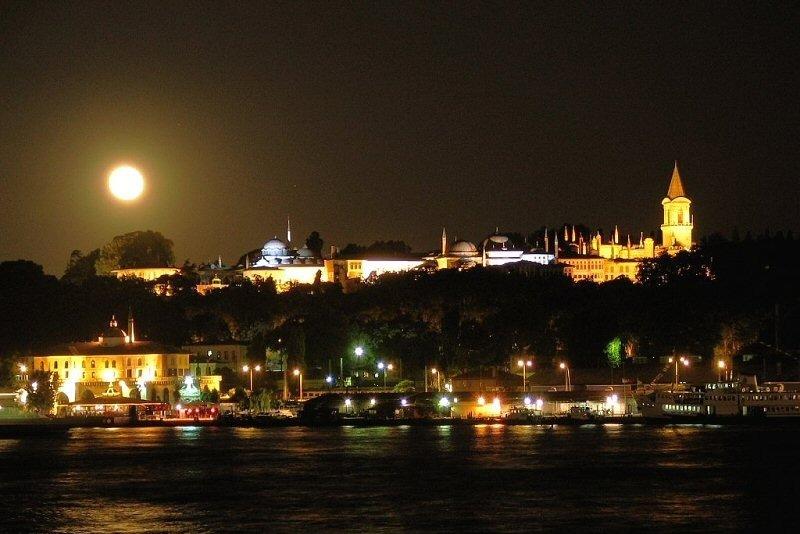 Istanbul 1006 Natt