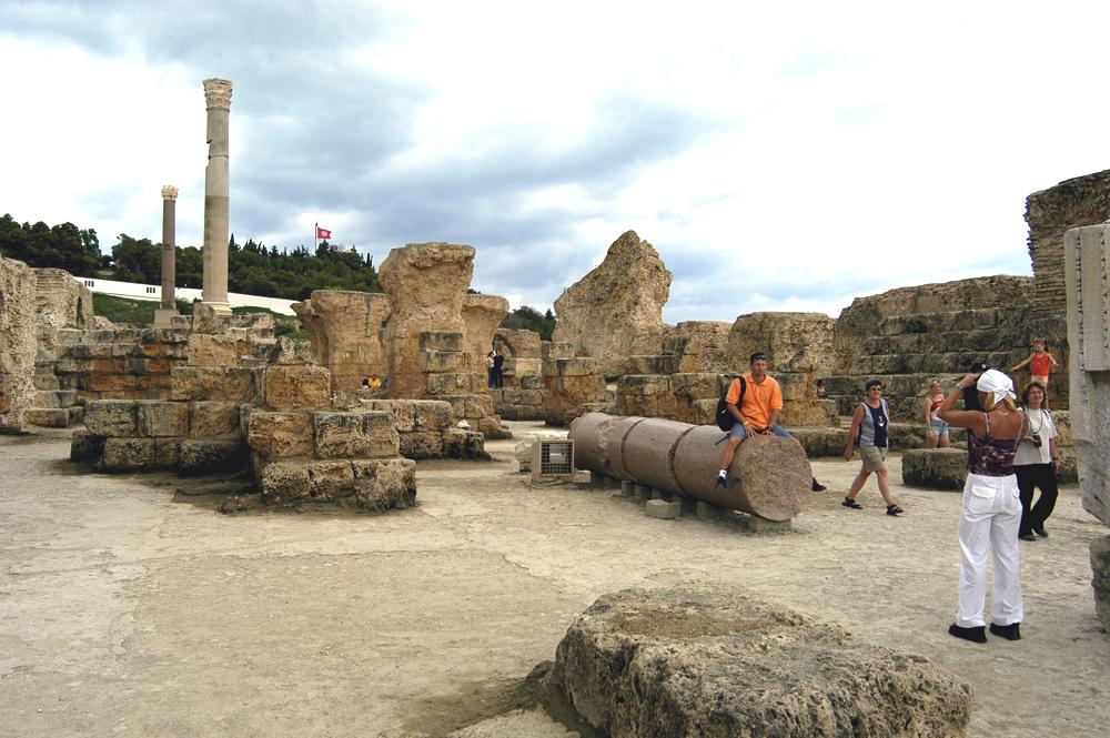 Karthago 0611 Ruiner