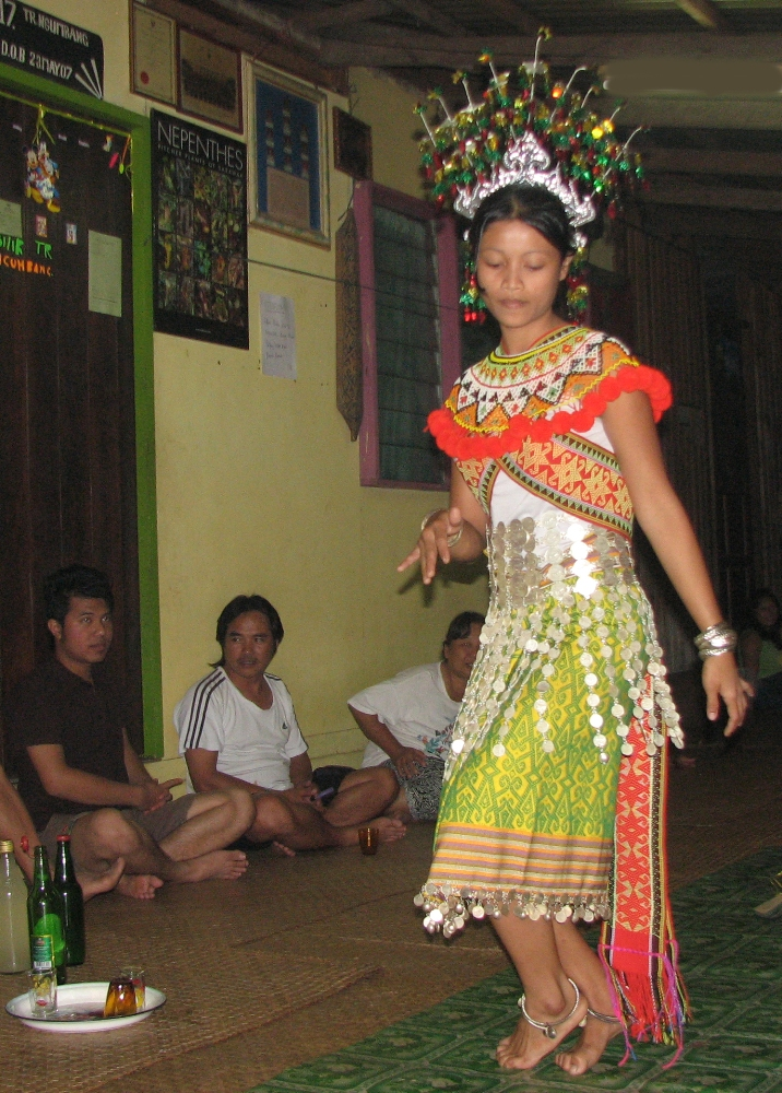 Malaysia Iban 0809 Dans