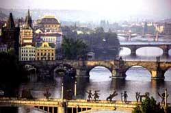 Praha – de 1000 tårns by