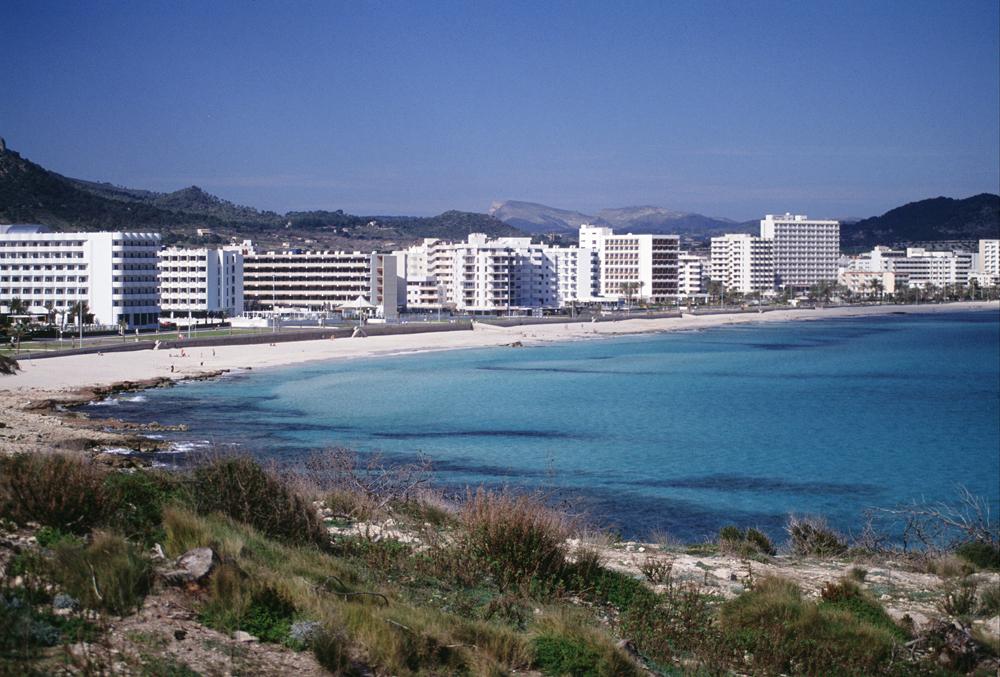 Mallorca 0611 Hotellrekke