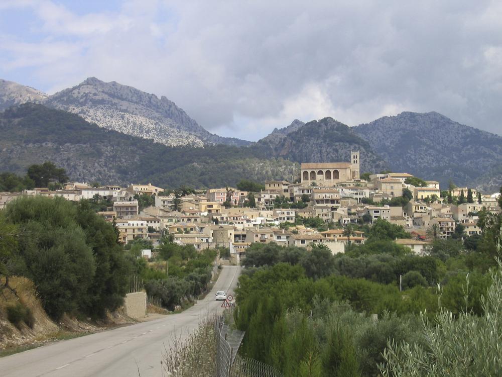 Mallorca 0611 Landsby