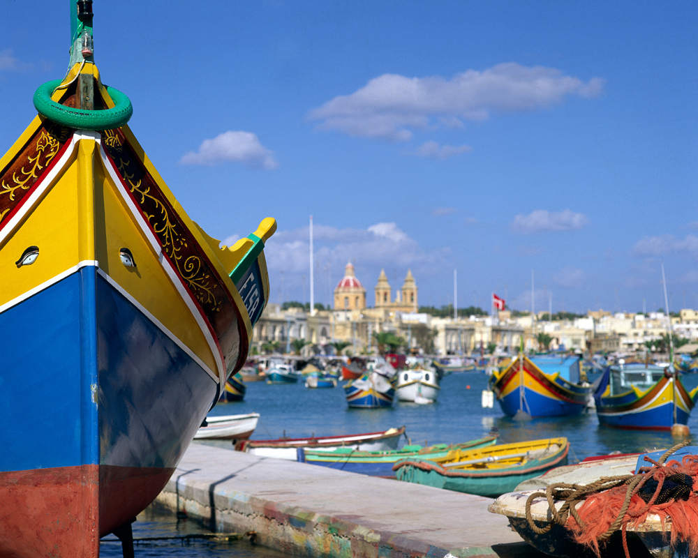 Malta Seniorer 2012-01-19 Båter