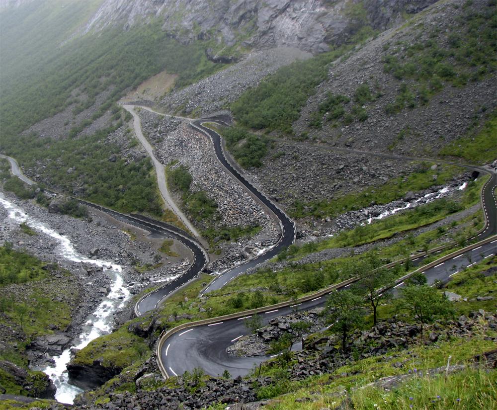Møre Romsdal 62 Nord Rundtur 0708 Trollstigen