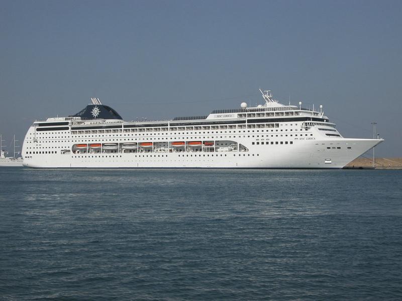 MSC Cruises Lirica 0606 Skip