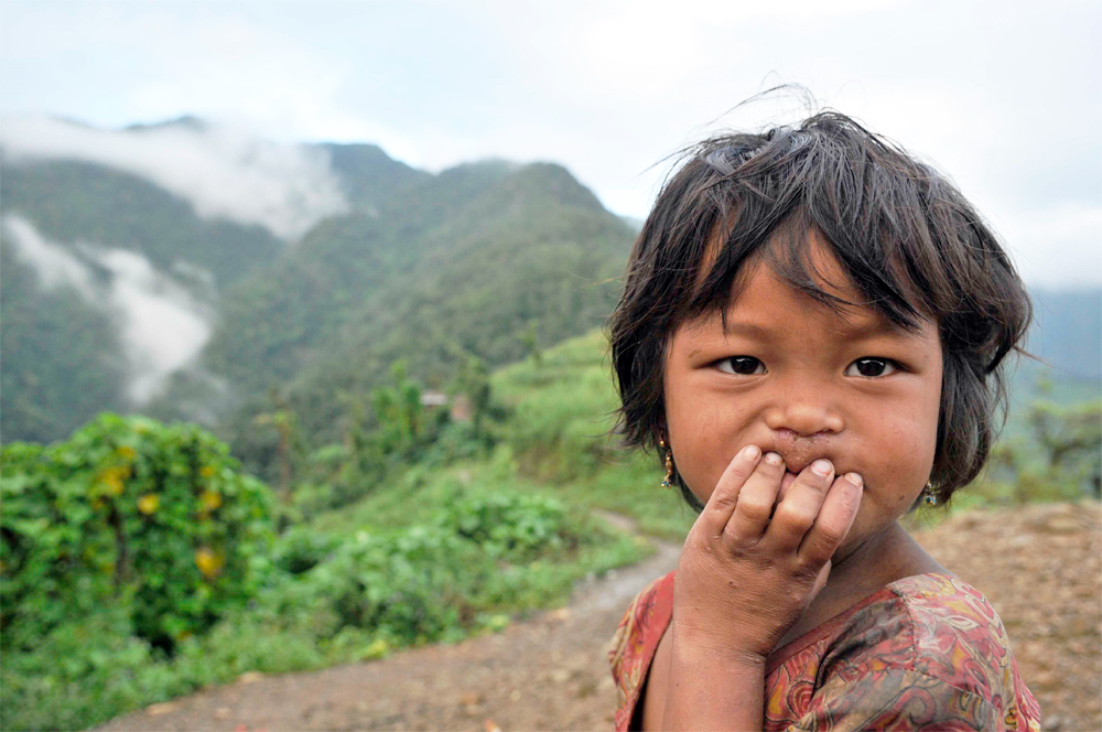 Nepal Ethical 1003 Barneportrett