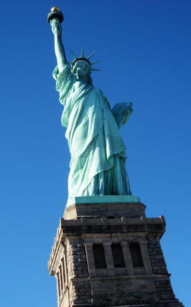 New York 0704 Frihetsstatuen