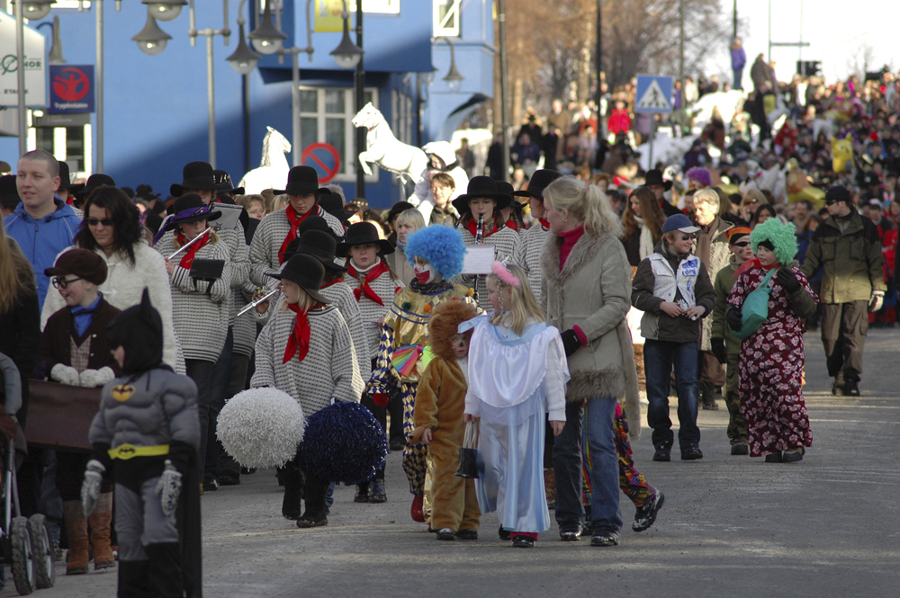 Nordland Vinterfestuka Narvik 0802 Opptog