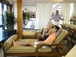 Oceania Cruises 0911 Avslapning