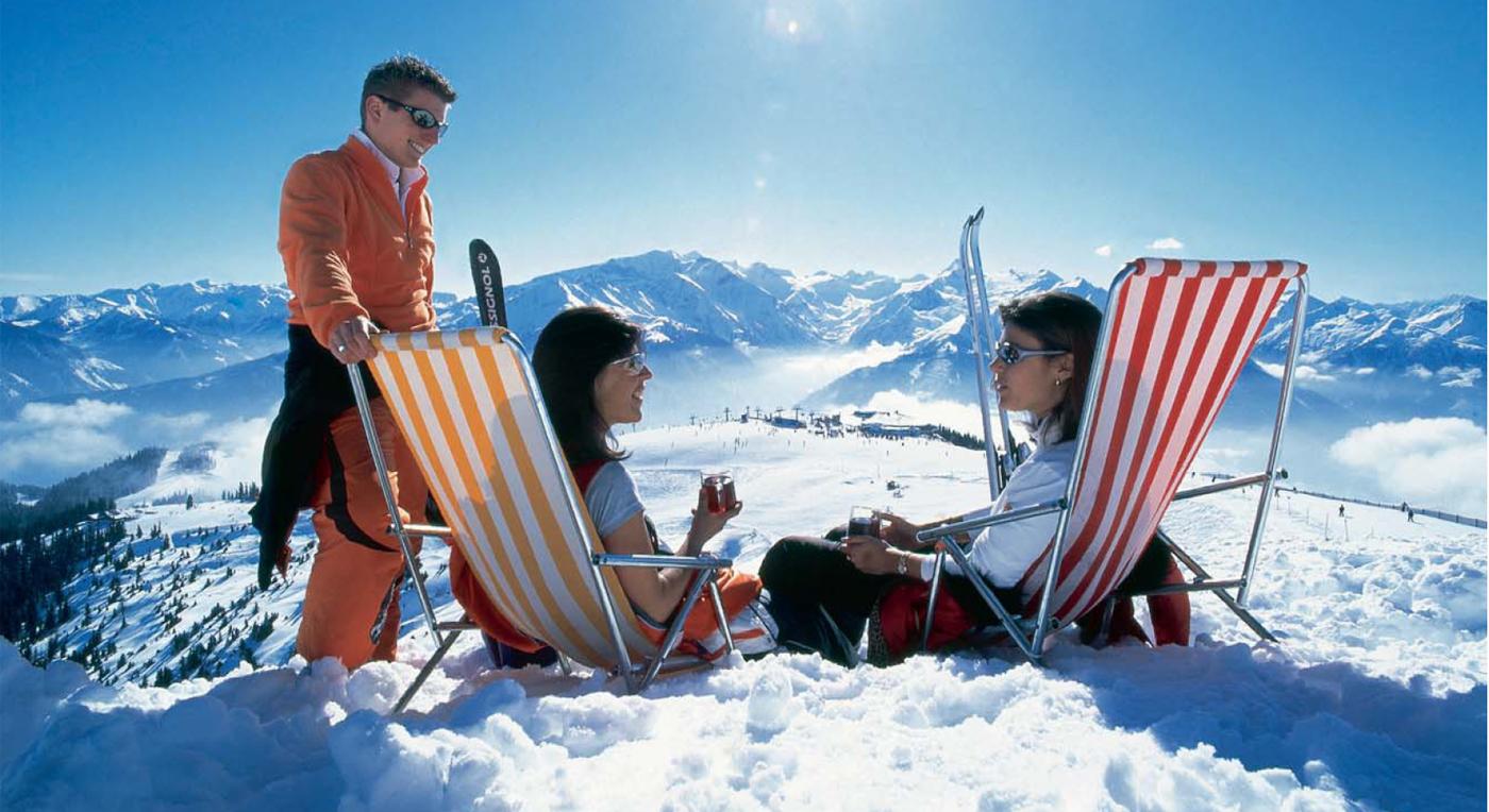 Østerrike Sportregion 0701 Hoved