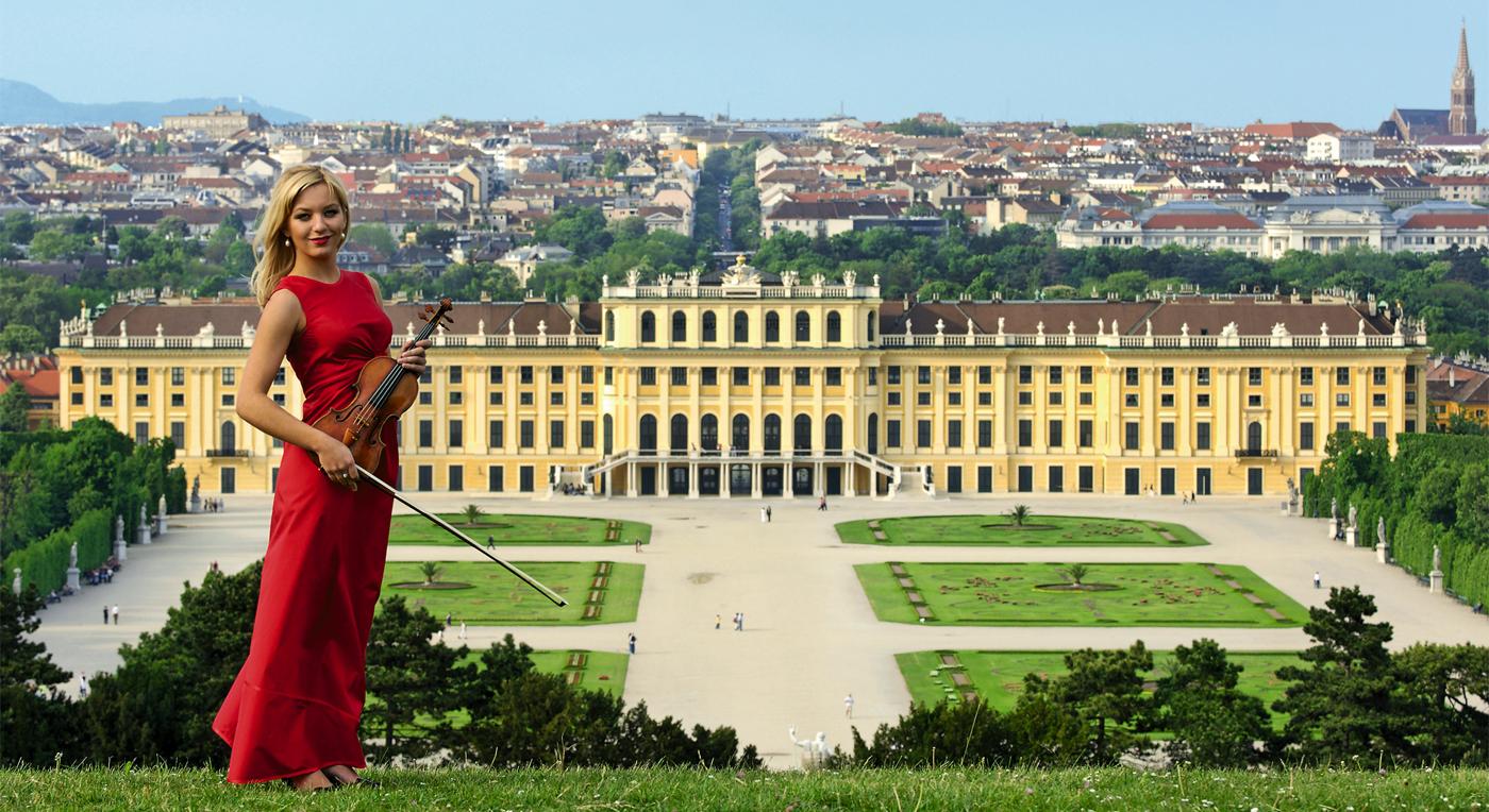 Østerrike - Wien - Kunst-Musikk 0811 Hoved
