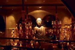 På tur i nattens Paris - Buddha bar