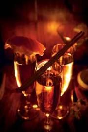 På tur i nattens Paris - Champagne og sushi