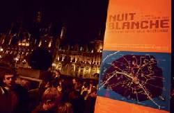 På tur i nattens Paris - Nuit Blanche