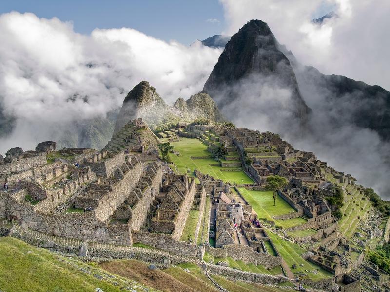 Peru GoAmericas 0801 Machu Pichu