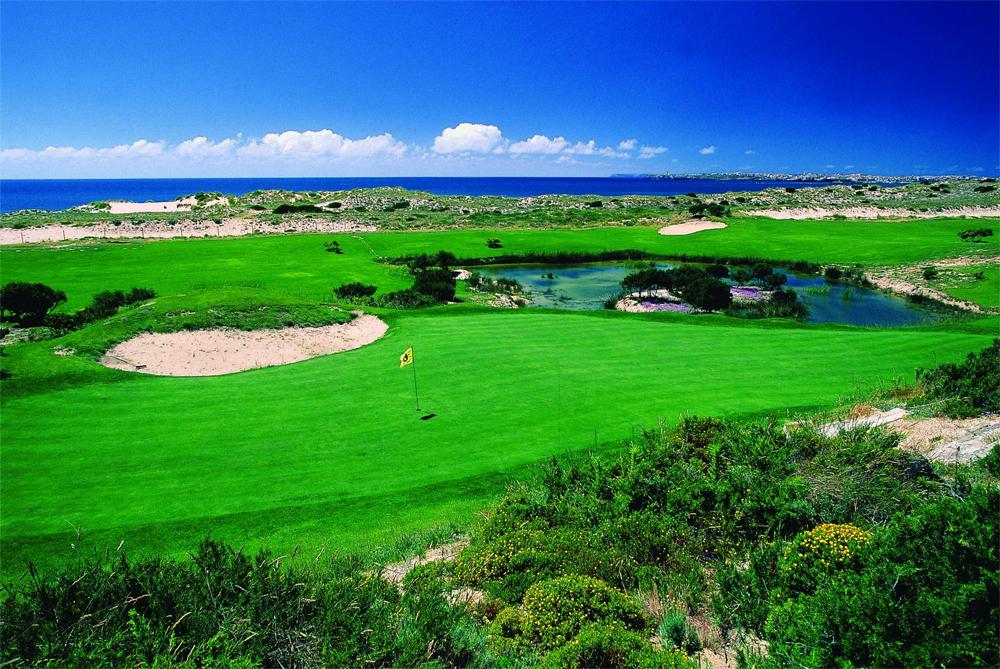 Portugal Høst 0610 Golf