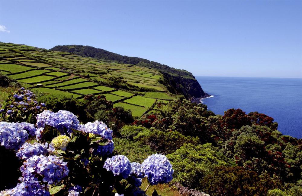 Portugal Høst 0610 Utsikt