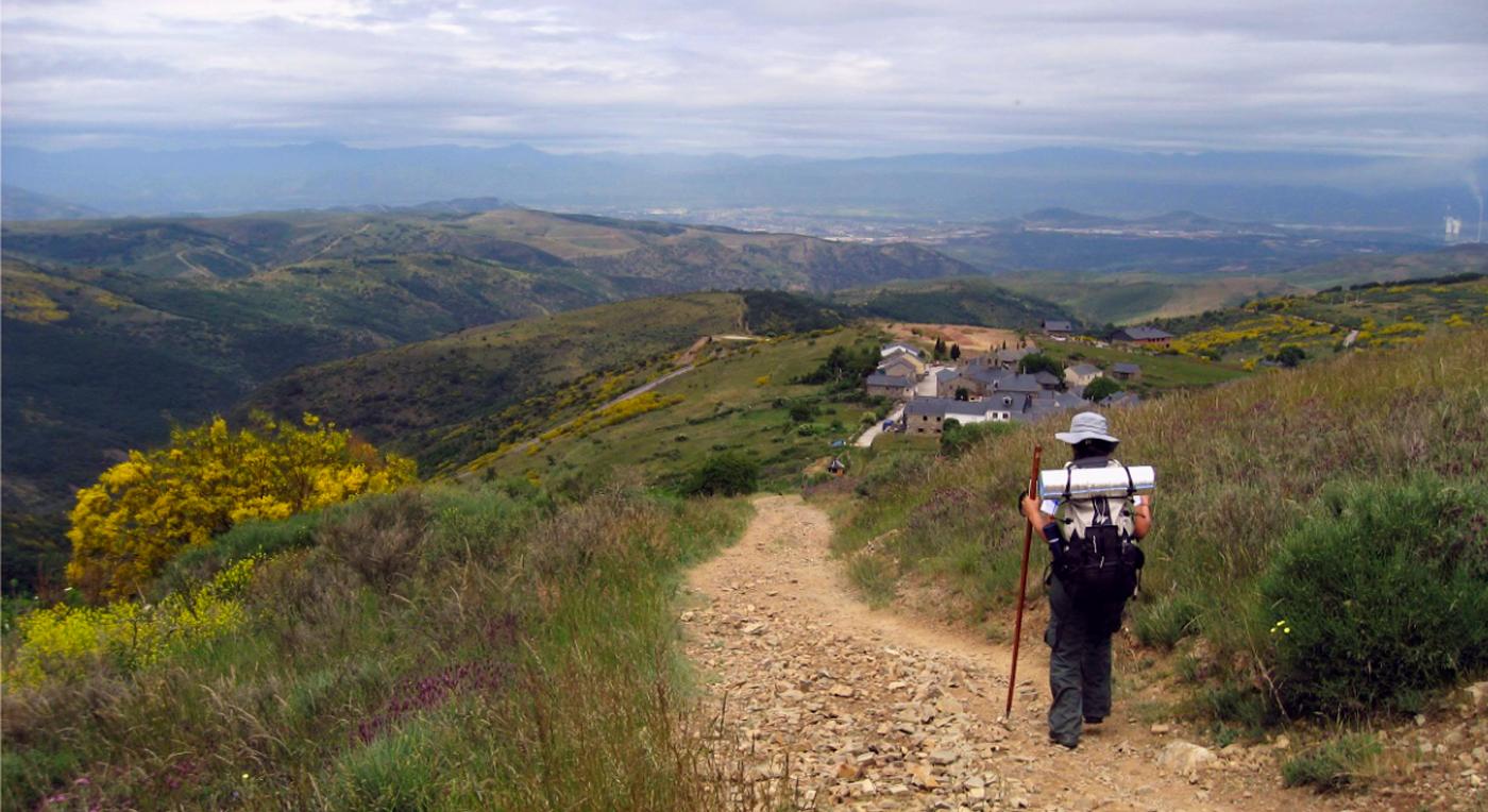 pilgrimsreise spania kart Pilegrimsveien Santiago de Compostela   Reiseliv pilgrimsreise spania kart
