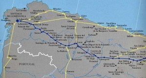 Santiago de Compostela 1002 Kart