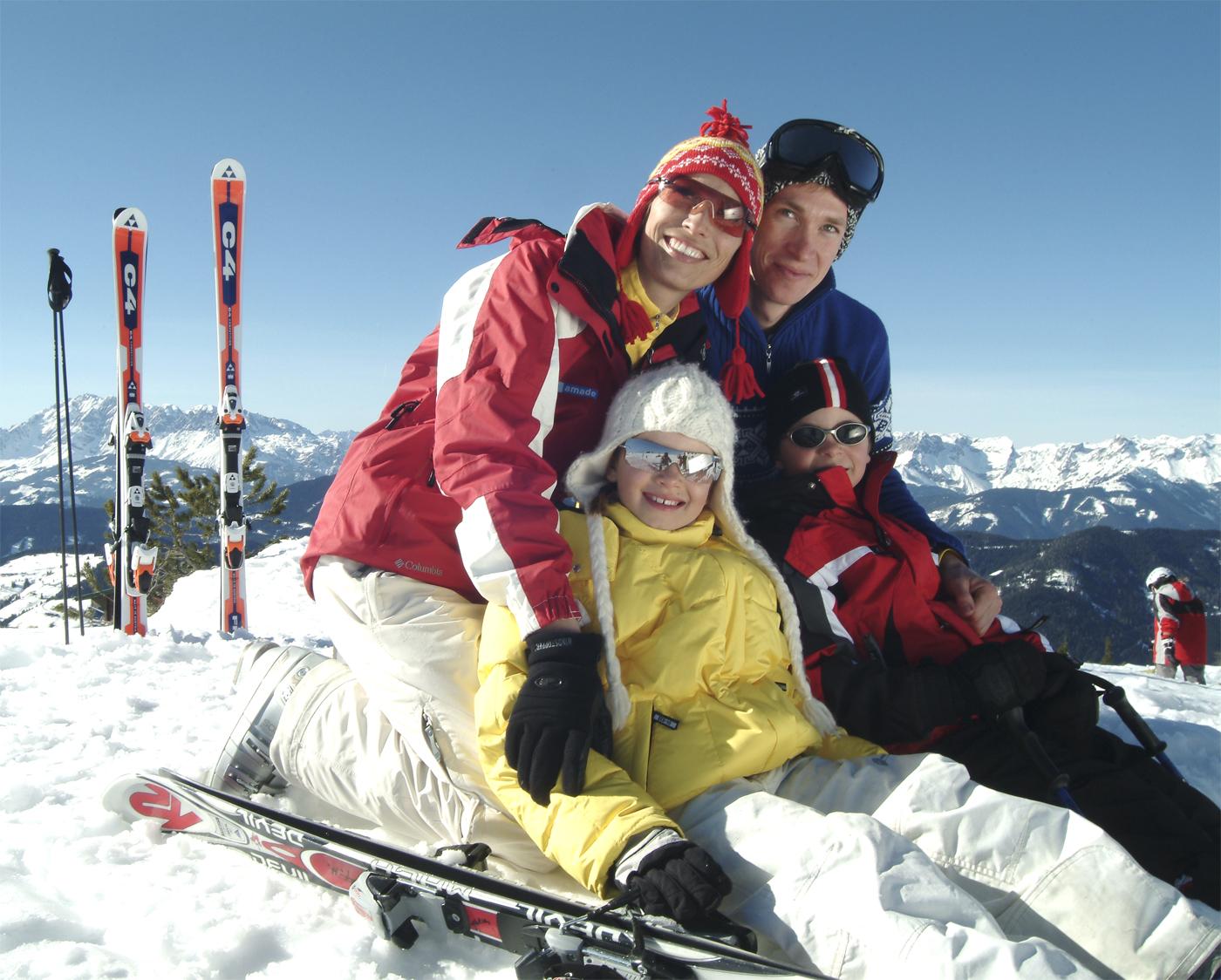 Ski Amade 0206 Familie